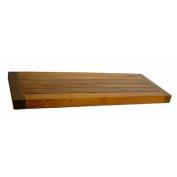 Spa Teak Wall Shelf