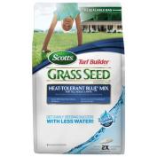 Scotts Plants, Bulbs & Seeds Turf Builder 3.2kg. Heat-Tolerant Blue Mix Grass Seed 18302