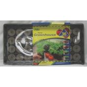 36 Cell Jiffy Tomato Starter Greenhouse