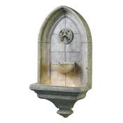 Canterbury Resin Wall Fountain