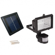 Solar Powered Motion 28 LED Security Floodlight
