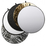 5-in-1 Light Multi Collapsible Photo Disc Reflector