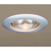 Recessed Light with Open Trim in White