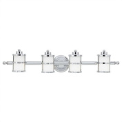 Tranquil Bay Vanity Light in Polished Chrome