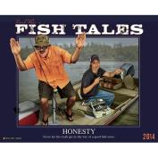 Buck Wear's Fishing Tales 2014 Wall Calendar