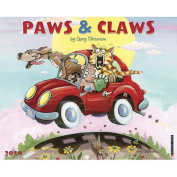 Gary Patterson's Paws and Claws 2014 Wall Calendar