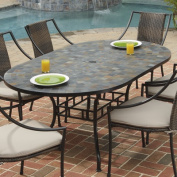 Stone Harbour Oval Dining Table