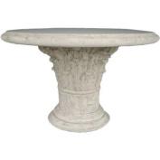 Roman Corinthian Capital Architectural Table