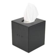 Tissue Box in Black