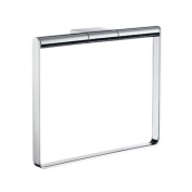 Air Towel Ring in Polished Chrome