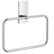 Pool Towel Ring in Polished Chrome