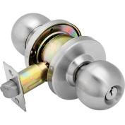 Front Door Knob Entry Lockset