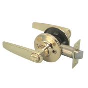 Lever Handle Privacy Bed and Bath Leverset Lockset