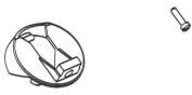 Moentrol Single Handle Tub and Shower Handle Adapter