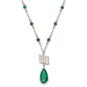 Dale Earnhardt Junior #88 Logo Crystal Necklace