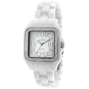 Women's. Crystal Dial Watch