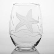 Starfish Red Wine Tumbler