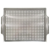 Stainless Steel Barbecue Topper