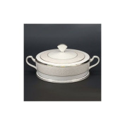 Silver Palace 1890ml Covered Vegetable Bowl
