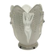 The Maiden Circle Art Deco Sculptural Vase