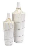 Curasso Retro Vases (Set of 2)