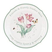 Butterfly Meadow 30cm Sentiment Platter