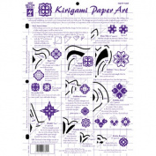 Kirigami Art Template