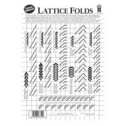 Lattice Folds Paper Template