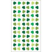 Sticko Seasonal Stickers-Four Leaf Clover Repeats