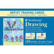 Strathmore Recycled Drawing Artist Trading Cards For Kids
