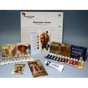 JOHN SANDEN DELUXE PRO MIX colour SYSTEM - colours / PALETTE