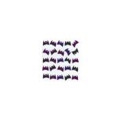 Jolee's Halloween Stickers-Cute Bat Repeats