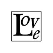 Decorative Love Resin Wax Seal