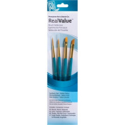 Princeton Artist Brush RealValue Golden Taklon Brushes