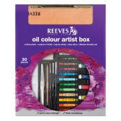 Reeves Artist Colour Box Oil Colour