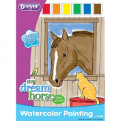 Breyer Horse Watercolour Painting Book