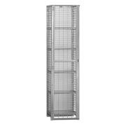 Assembled Security Cage Storage Locker
