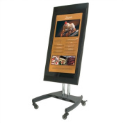 Mobile Cart with 360 Degree Screen Rotation