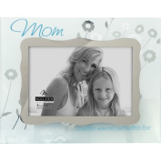 Mom Ornate Glass Picture Frame