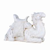 Seated Camel Figurine