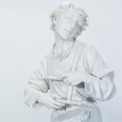 Drummer Boy Figurine in Ivory