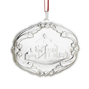 Francis I Songs of Christmas Sterling Ornament