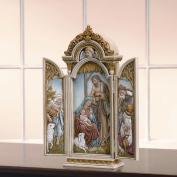 32cm Nativity Triptych