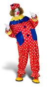 Lava Diva Clown Costume