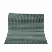 World's Best Barefoot Mat 0.9m x 9.1m Safety and Comfort Mat in Grey
