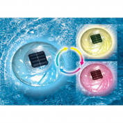 Swimline Floating Solar Rainbow Light