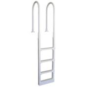 In-Pool Ladder in White