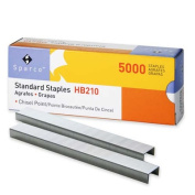 Standard Staples, Chisel Point, 1.3cm W, 0.6cm L, 210 Strip