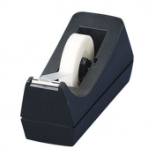 "Tape Dispenser, Desktop, Holds 1/2""-1.9cm x36 Yds, 2.5cm Core, BL"