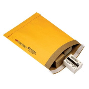 Padded Mailers, Peel and Seal, 19cm x30cm , 25/CT, Kraft